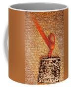 Tibetan Mandala  By Jrr Coffee Mug