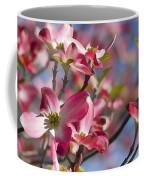 Tickled Pink Dogwood Coffee Mug