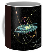 Tidal Disruption Of Dwarf Spheroidal Galaxies Coffee Mug