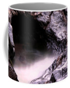 Tides In Sunset Coffee Mug