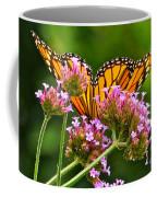 Tiffany Wings And Flowers Coffee Mug
