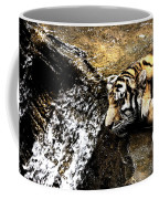Tiger Falls Coffee Mug