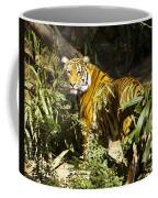 Tiger In The Rough Coffee Mug