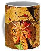 Tiger Lily Still Life  Coffee Mug