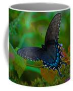 Tiger Swallowtail Butterfly Female Coffee Mug