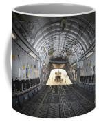 Tikrit, Iraq - A Ch-47 Chinook Coffee Mug