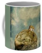 Tilted House Coffee Mug