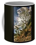 Tilted Trees Coffee Mug