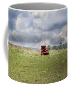 Time Alone Coffee Mug by Betsy Knapp