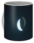 Time-lapse Photography Of The Moon Coffee Mug