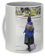 Time Walker Coffee Mug