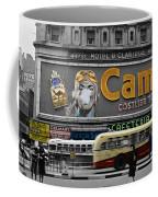 Times Square 1943 Coffee Mug