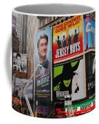 Times Square 7 Coffee Mug