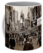 Times Square New York S Coffee Mug