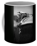 Timmis-ford V8 Greyhound Hood Ornament Coffee Mug
