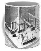 Tin Plate Manufacture Coffee Mug