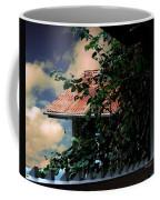 Tin Roof And Vines Coffee Mug