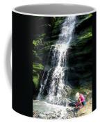 Tintagel Beach Coffee Mug