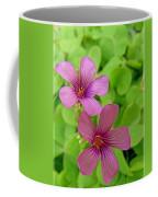 Tiny Flowers In The Clover Coffee Mug