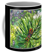 Tiny New Pine Cones Coffee Mug