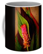 Tiny Plume Coffee Mug