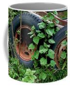 Tires And Ivy Coffee Mug