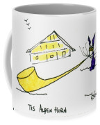Tis Alpenhorn Coffee Mug
