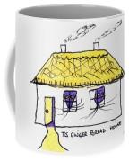 Tis Gingerbread House Coffee Mug