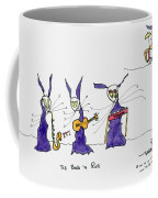 Tis Rock 'n Roll Coffee Mug