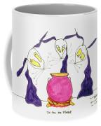 Tis Toil And Trouble Coffee Mug