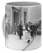 Titanic Disaster, 1912 Coffee Mug