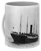 Titanic: The Carpathia, C1912 Coffee Mug