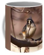 Titmouse - Split By Shadows Coffee Mug