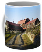 To The Barn Coffee Mug