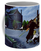 To The Glory Of God Coffee Mug