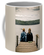 Toes In The Water Coffee Mug