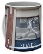 Tom Seaver 41 Coffee Mug by Rob Hans
