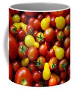 Tomatoes Background Coffee Mug