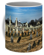Tombstones Coffee Mug by Paul Ward