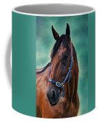 Tommy - Horse Painting Coffee Mug