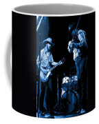 Tommy And Charlie Play Some Blues At Winterland In 1975 Coffee Mug