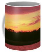 Tomoka River Sunset Coffee Mug