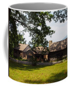 Tom's Cabin In Newport Coffee Mug