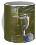 Too Close For Comfort Coffee Mug by Carol  Bradley