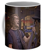 Top Hat Busker Coffee Mug