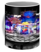 Top No Limit Coffee Mug by Charles Stuart