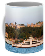 Topkapi Palace In Istanbul Coffee Mug