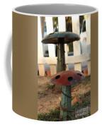 Topped Coffee Mug