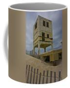 Topsail Island Observation Tower 6 Coffee Mug