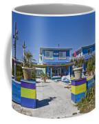 Topsail Island Patio Playground Coffee Mug